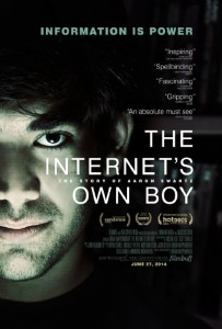 The story of programming prodigy and information activist Aaron Swartz.